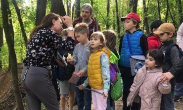 Палеопоход в парк Фили, 6-8 лет