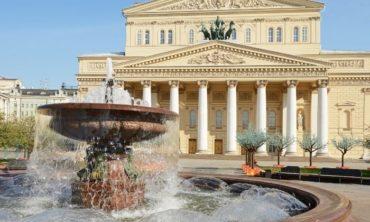Закулисье Большого Театра