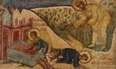 Калязин. Фрески затопленного монастыря, для взрослых