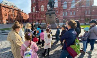 Прогулка с искусствоведом: Красная площадь – Большой театр МЕСТ НЕТ