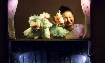 «Щелкунчик»–вкусный спектакль для малышей (2-4 года)