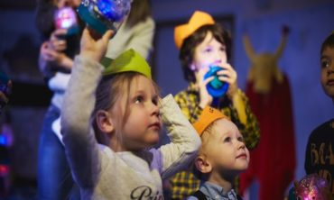 Новогодний интерактивный спектакль «Рождество» (2-4 года)