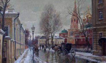По бульварам Москвы