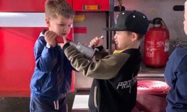 Учебный центр Федеральной Противопожарной службы (3-5 лет)