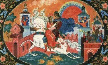 Игровая тематическая экскурсия «Играем сказки А.С. Пушкина»