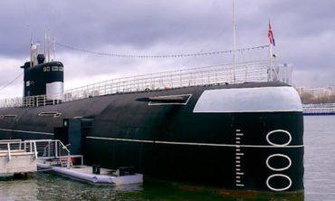 Экскурсия на подводную лодку, 7-11 лет