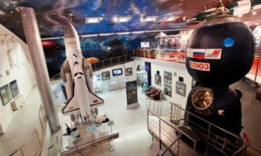 Жизнь в космосе: Белка, Стрелка и борщ в тюбике, 7-11 лет