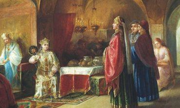 Интерактивная экскурсия «Встреча с царицей» в Кремле, 7-11 лет
