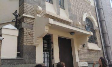 Архитектурная экскурсия «Звери на домах», 7-11 лет
