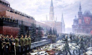 Историческая прогулка, посвящённая Дню Победы, 10-12 лет