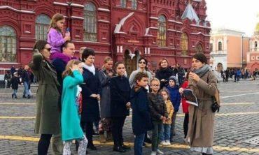 Прогулка с искусствоведом «Красная площадь – Большой театр», 7+