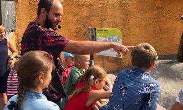 Зоопарк с биологом, 7-9 лет