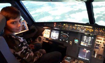 Экскурсия в Лётную школу с полётом на авиасимуляторе, 27 июня, 7+