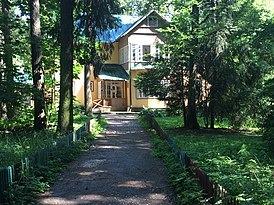 В гости к Чуковскому К.И. с прогулкой в Переделкино, 7+